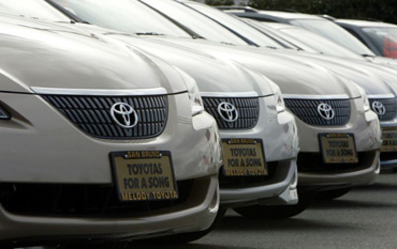 Toyota Leads In Customer Loyalty