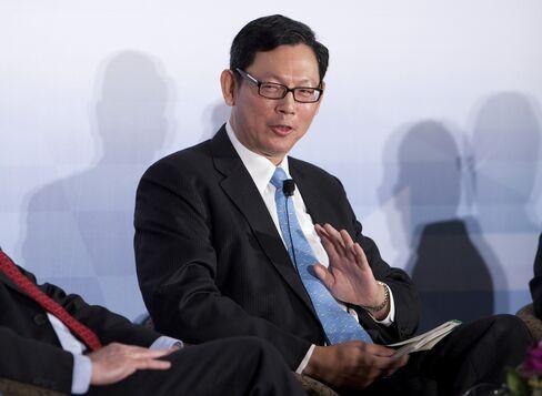Hong Kong Monetary Authority Chief Executive Norman Chan