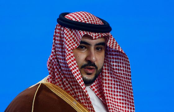 Saudi Prince Says Iran Ordered Pipeline Attack as Tensions Rise