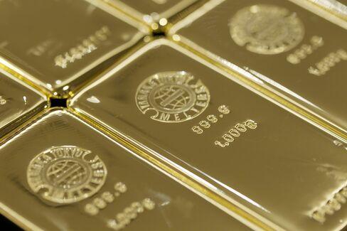 One-Kilogram Gold Bars