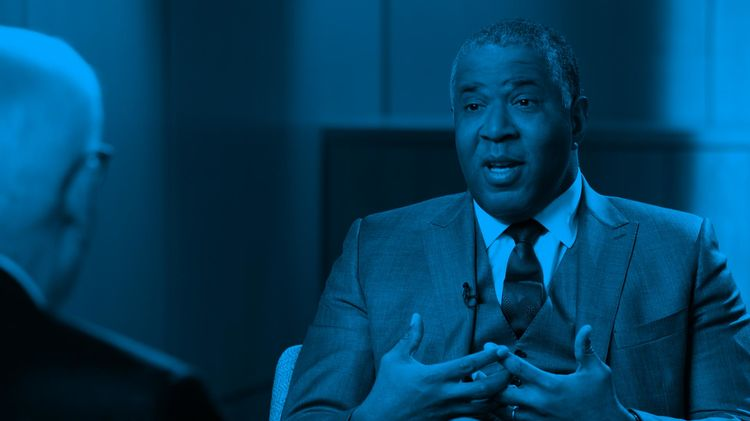 relates to Episode 2: Robert F. Smith, Vista Equity Partners Founder & Chairman