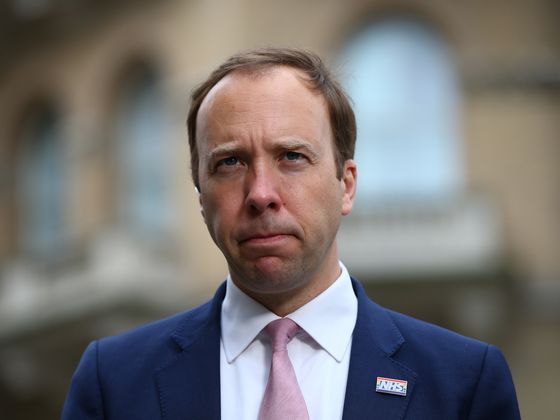 N.Y. Hospitalizations Fall; U.K. Minister Replaced: Virus Update