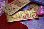 Printing of Red Envelopes Ahead Of Lunar New Year
