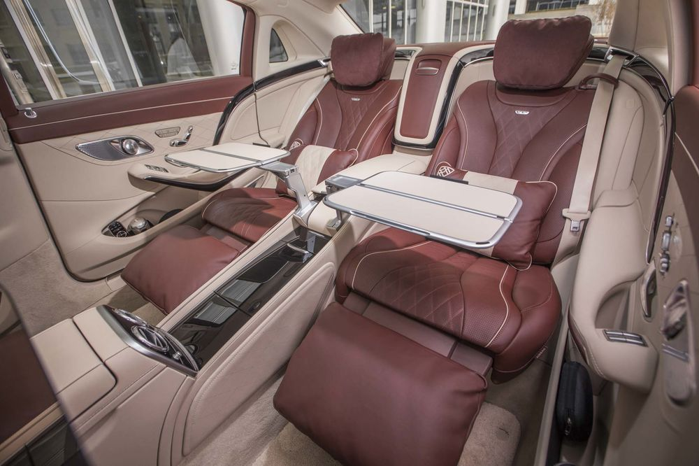 Which Luxury Cars Have the Best Back Seats? - Bloomberg