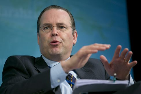 Sweden's Finance Minister Anders Borg