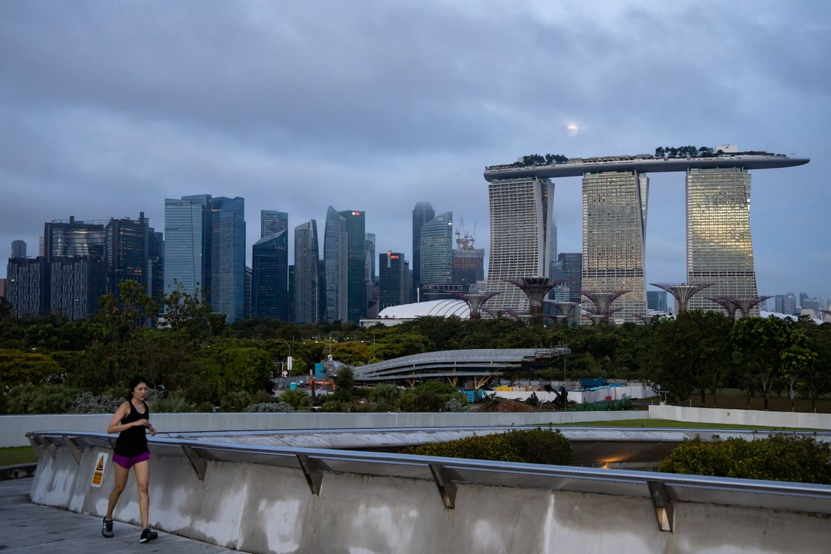 More Winners Than Losers in Singapore's Budget War on Virus