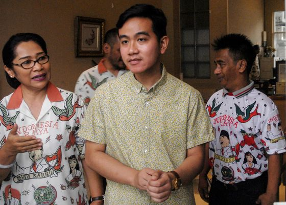 Indonesia May Have a New Political Dynasty With Jokowi's Family