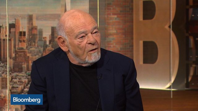 Billionaire Sam Zell Buys Gold For The First Time - Bloomberg-8264