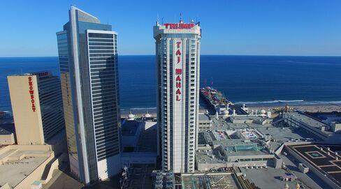 Atlantic City's Trump Taj Mahal to close down in September