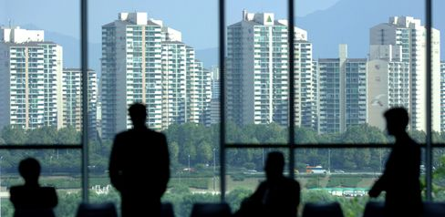 Korea Home Price Slide Persists With Property Anxiety