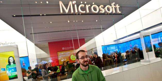 No. 1: Microsoft