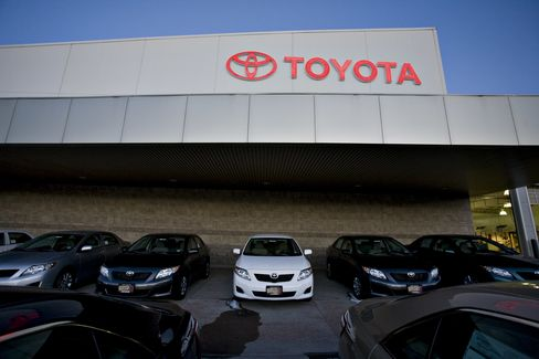 Toyota Concealed Defects, Investors Say in Consolidated Suit