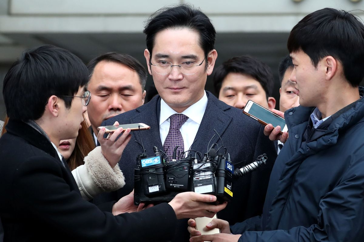 Samsung Heir's Retrial Spotlights Moon's Coddling of Korean Conglomerates