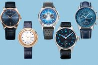 relates to The Best Blue Watches at the Dazzling New Bucherer 1888 Boutique
