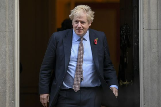 Johnson in the Lead as U.K. Election Campaign Enters Final Days