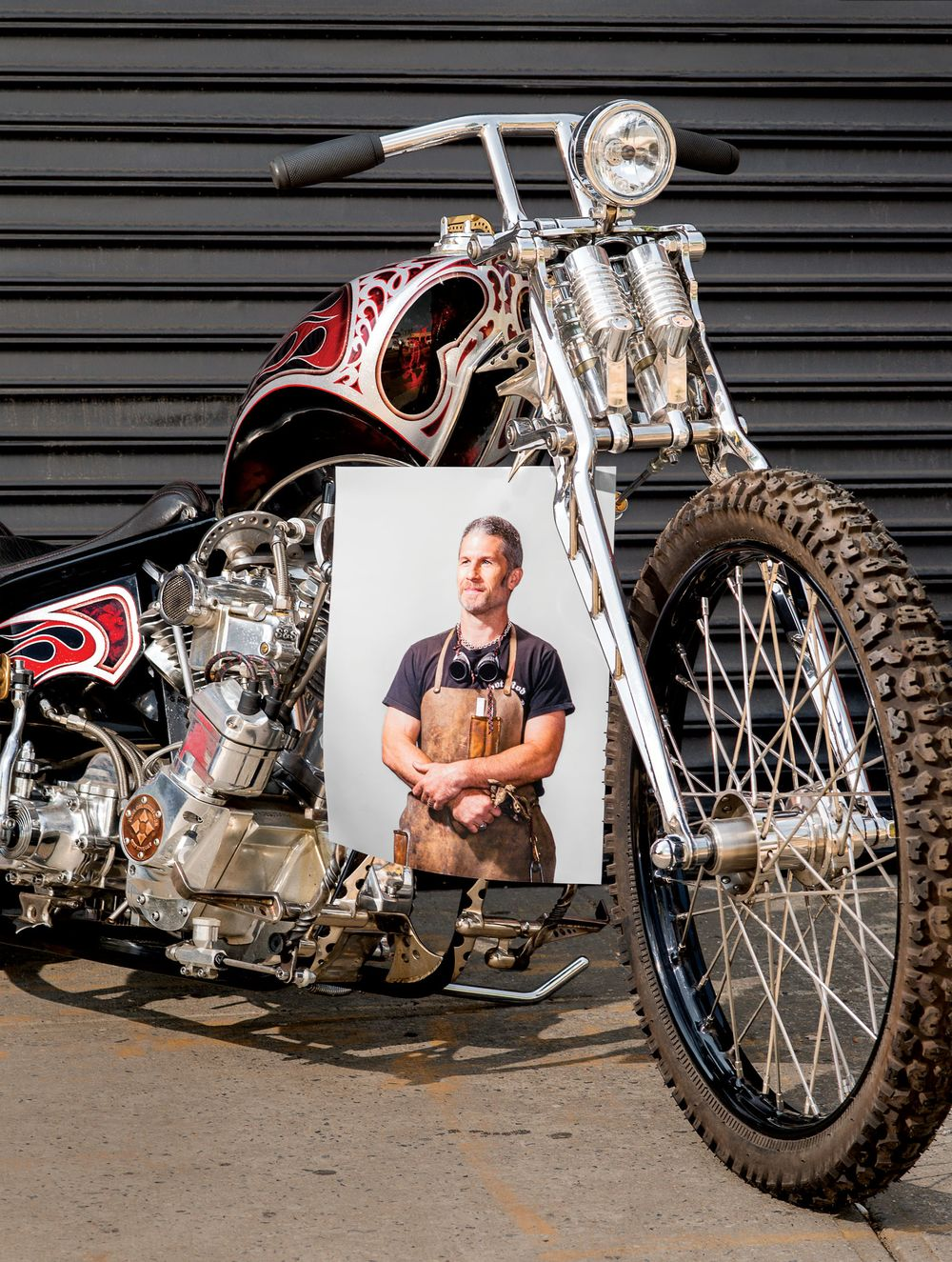 Meet the Maker: The Man Who Creates Custom Motorcycles by Hand