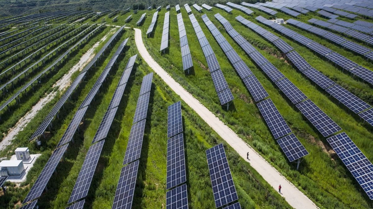 Renewables Giant Jumps in Debut After Biggest 2021 China IPO thumbnail