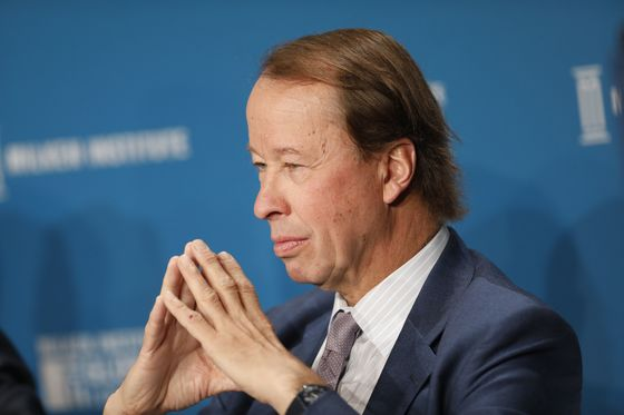Repo Disruption Isn't a Sign of a Systemic Problem,Blackstone's James Says
