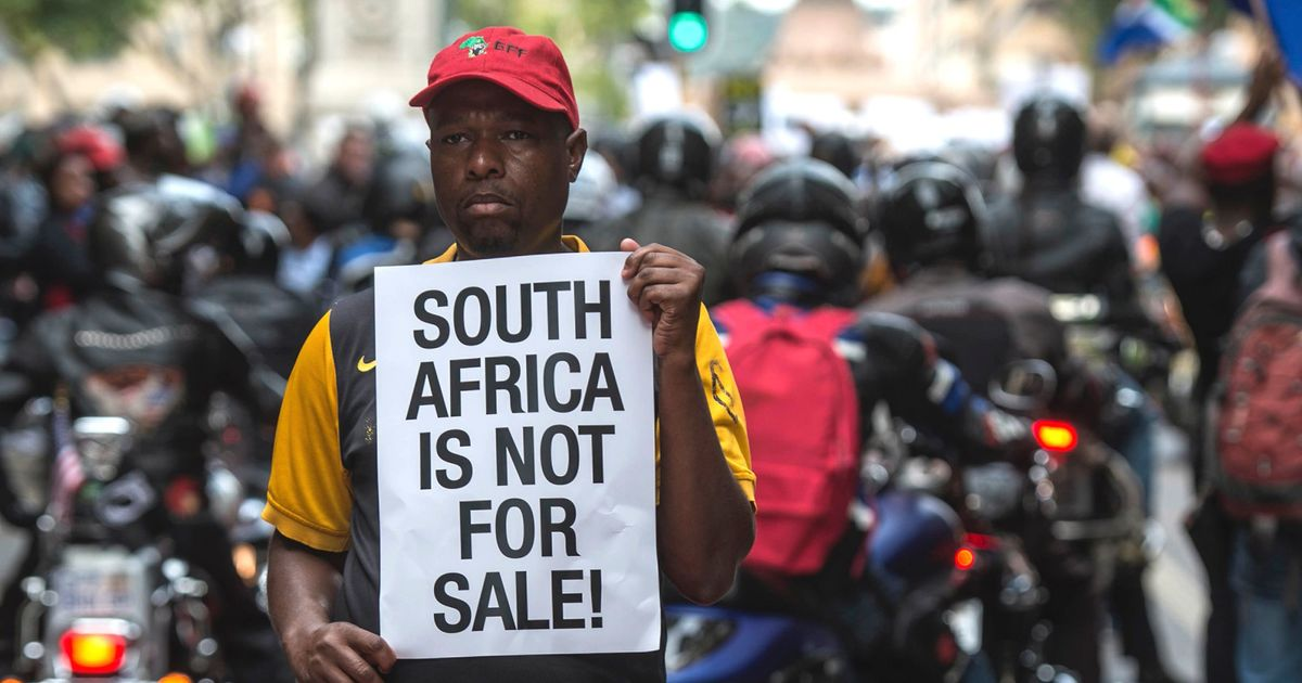 The Brothers Who Bought South Africa