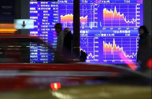 Asian Stocks Enter Bull Market