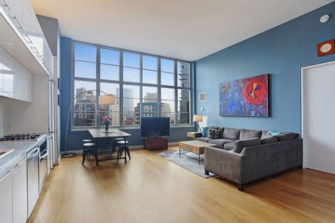 A Long Island City apartment for sale