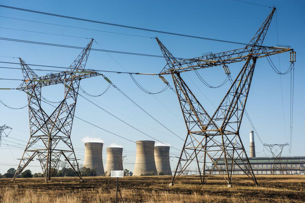 Eskom's Good News -- World Bank Sees South Africa Saving It - Bloomberg
