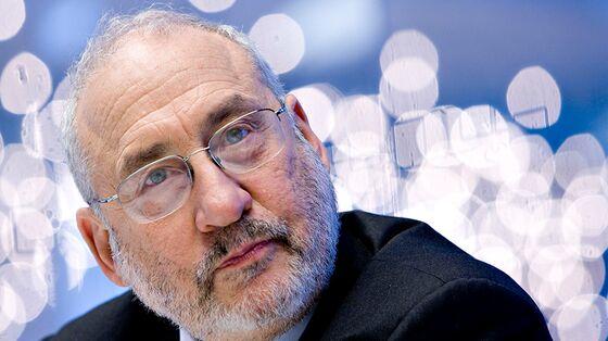 Stiglitz Urges Banks to Mend 'Bad Activities,' Return to Lending