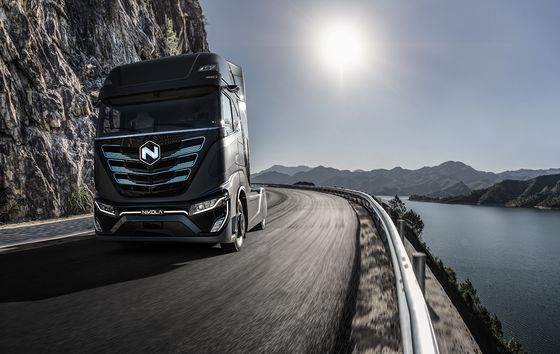 Electric-Truck Startup Nikola Says Talks With GM Ongoing