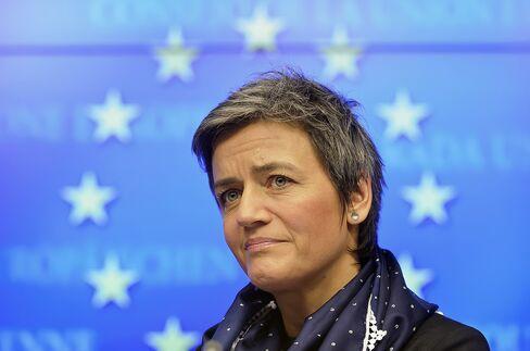 European Union Antitrust Chief Margrethe Vestager