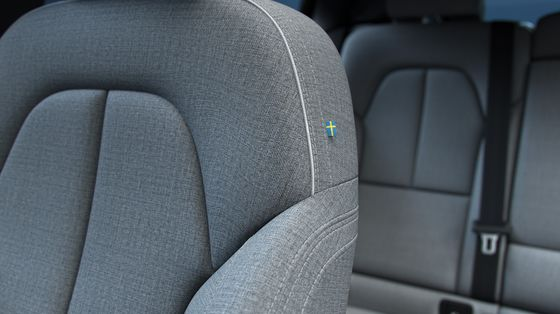 Volvo Reveals New Materials for Its Leather-Free Cars