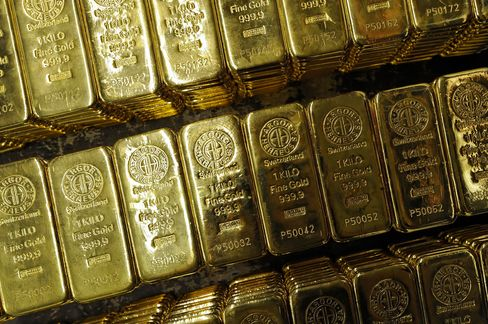 Inside Gold Bars Refining Plant As Gold Declines