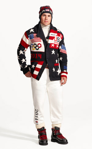 Ralph Lauren Wins With (Ugly?) Olympic Clothes