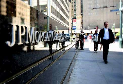 JPMorgan Claim of Possible Trader Intent May Help U.S., Bank
