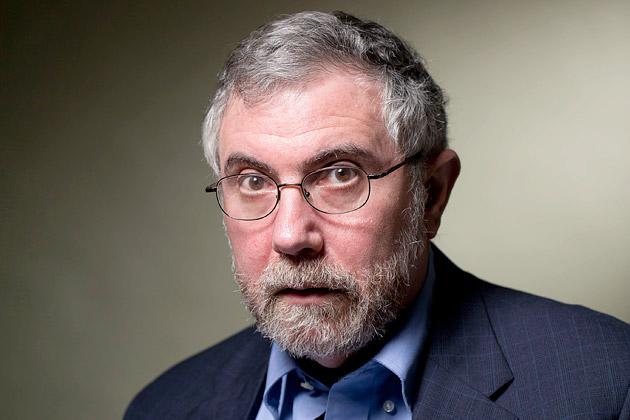 paul krugman articles