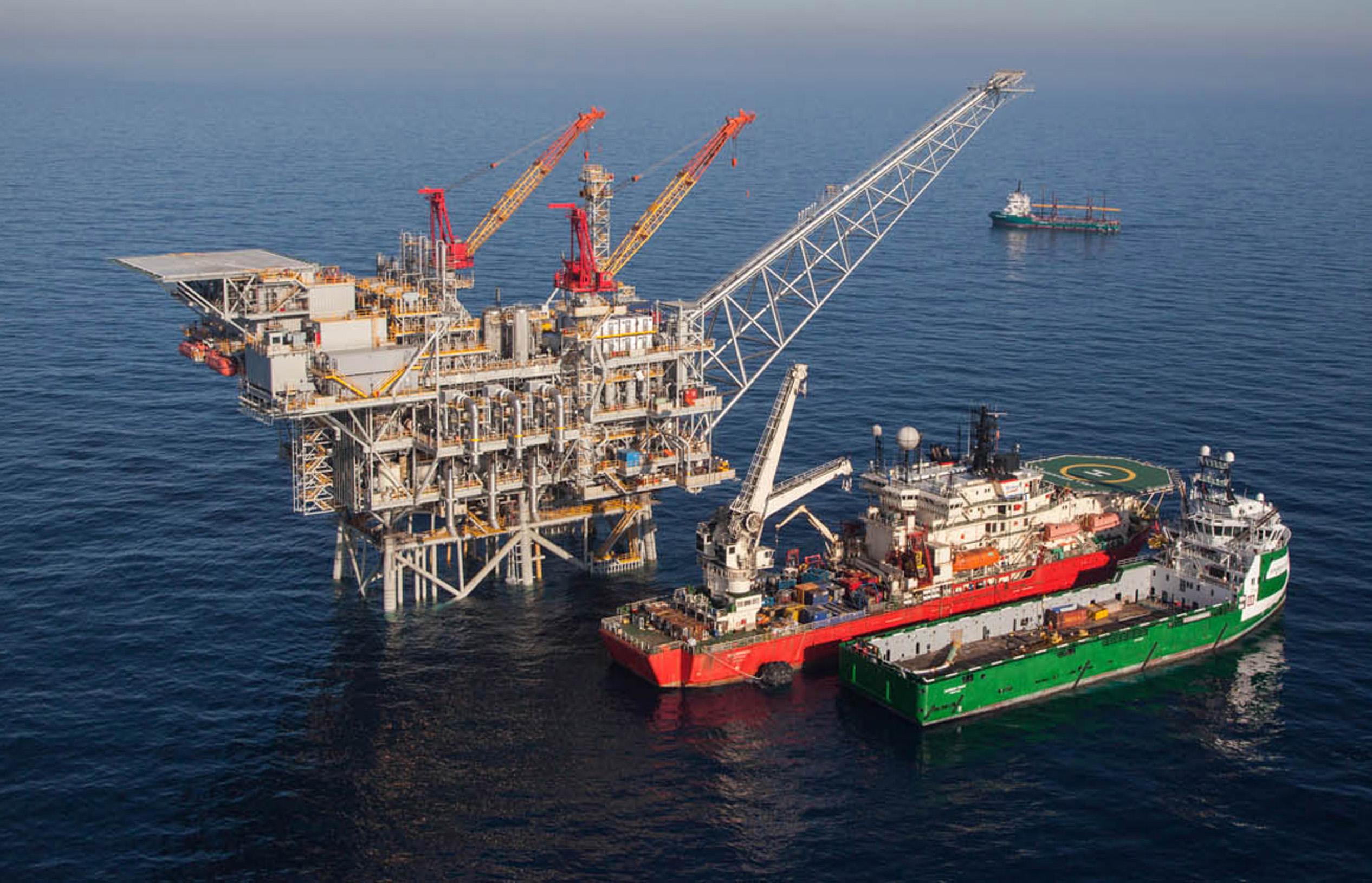 Israel-Egypt $15 Billion Gas Deal Boosts Energy Hub Prospects
