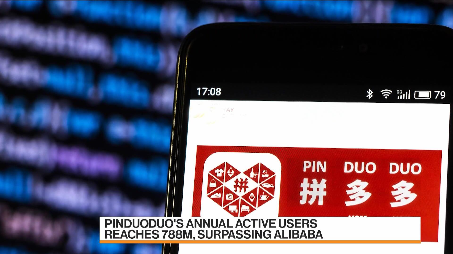 Pinduoduo's User Base Surpasses Alibaba's thumbnail