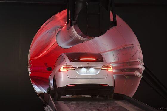 Elon Musk Says Boring Co. Has Spent $40 Million