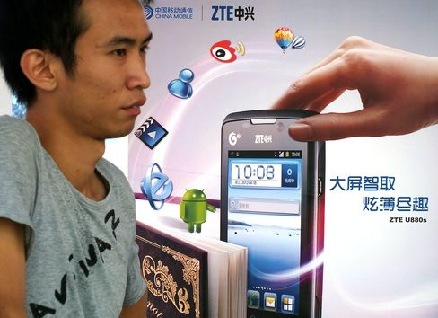 ZTE Planning Mozilla-Powered Phone Debut in Europe in 2013