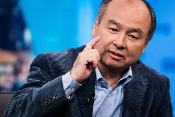 SoftBank CEO Adds Driverless Tech to 300-Year Plan With GM Deal