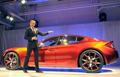 Fisker Automotive Inc. Co-Founder Henrik Fisker