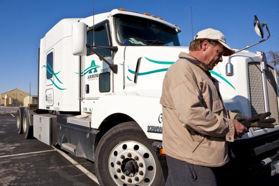 The Case of America's Missing Truck Drivers: Weekend Edition