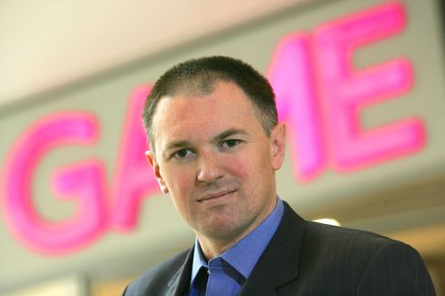 Game Group Plc CEO Ian Shepherd