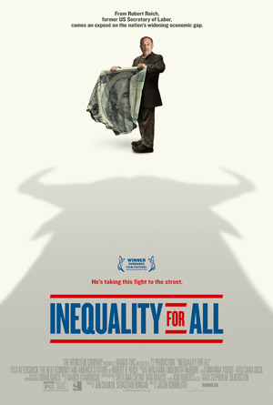 Inequality for All72 Productions, opening on Sept. 27 in select theaters