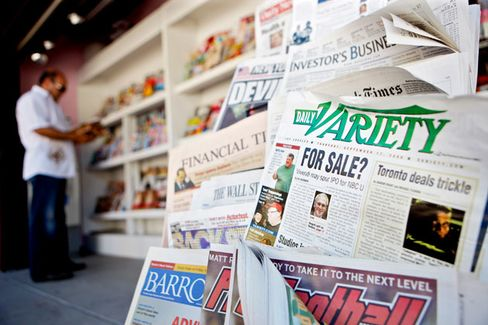 Variety Folds Its Daily Newspaper, Launches a Weekly Magazine