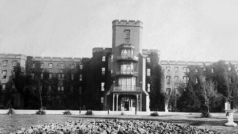 St. Elizabeths' Center Building, c. 1900