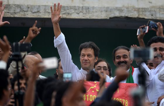 A Guide to the Key Players in Pakistan's Election
