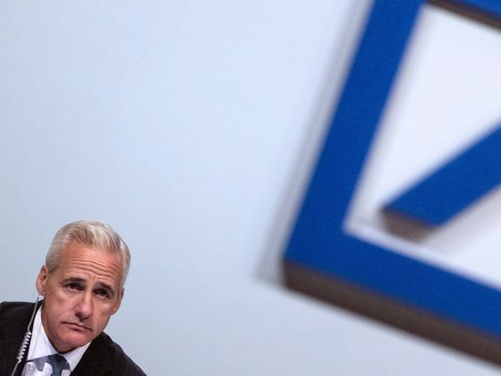 Deutsche Bank Investment Bank Head Ritchie Leaves in Revamp