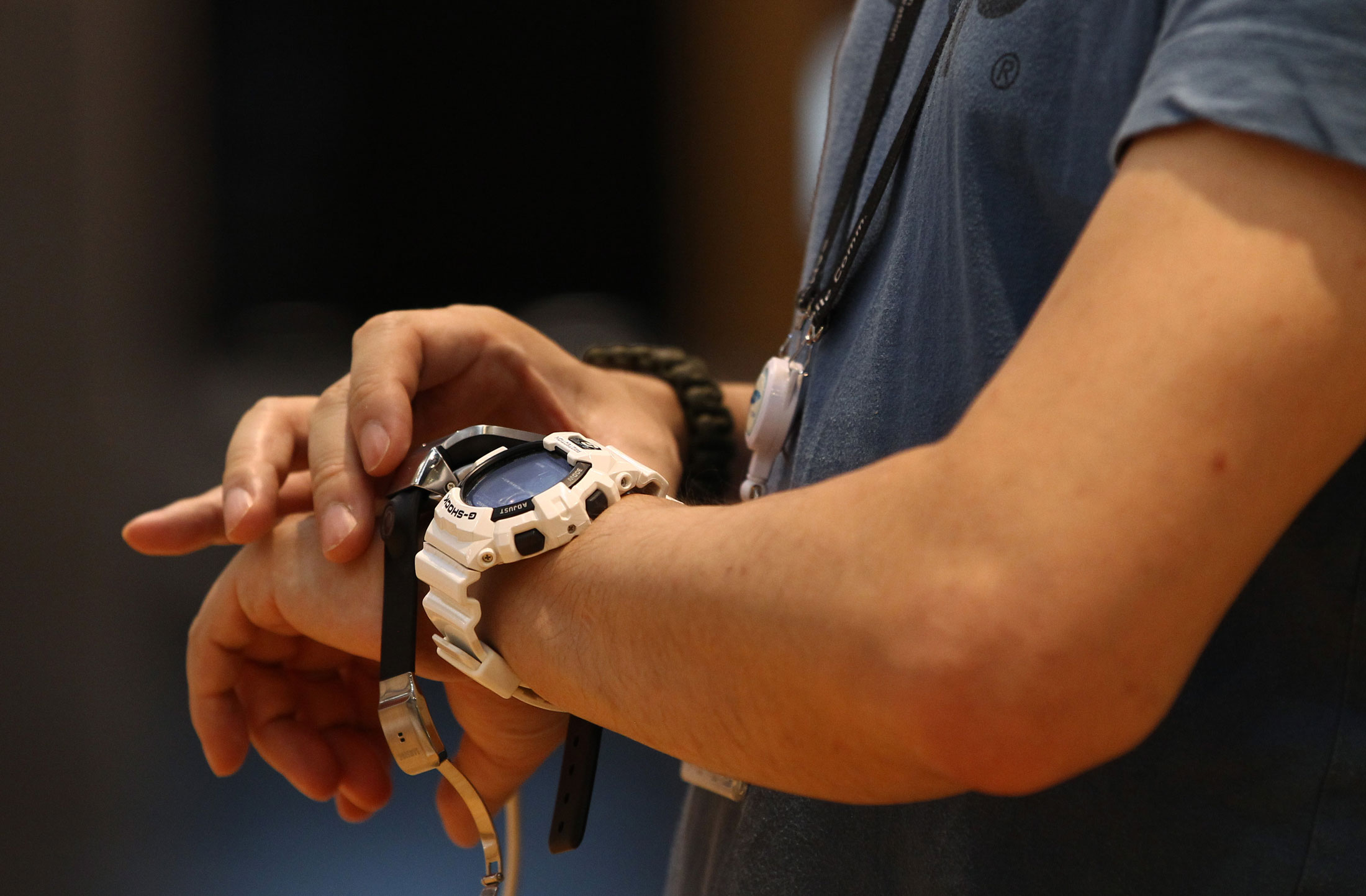 How Does G-Shock Compete in a World of Fitbits and Apple