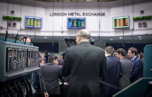 Hong Kong Exchanges to Acquire LME for 1.39 Bln Pounds MET