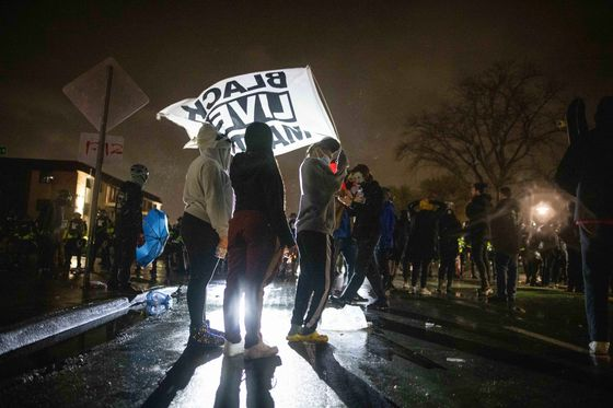 Biden Urges Calm After Officer Kills Black Man in Minnesota